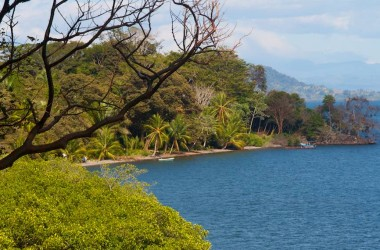 Boca Chica Panama - Oceanfront 10 Acre Parcel with Building Site on Private Island
