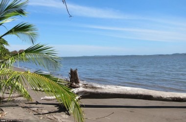 Boca Chica Panama - Oceanfront 2.3 Acres on Private Island