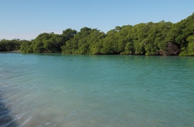 George's Caye Belize - 2 Houses located on 3 ½ Acres on St. George's Cay.