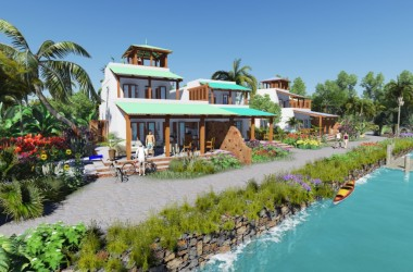Corozal Belize - Belize Waterfront Villas from low $200,000s