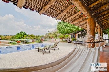 Gómez Palacio Mexico - REDUCED!! Spacious, Ranch Home for Sale in Las Lagartijas, Panama (Pacific Beaches)