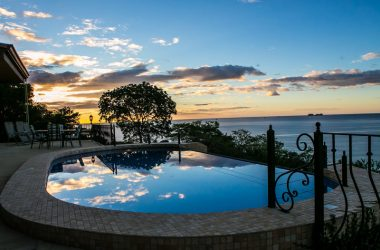 Playa Flamingo Costa Rica - 4 Bedrooms Mansion With 180 Degree Ocean Views
