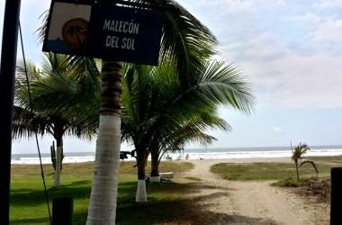 Olon Ecuador - Beach Lot Olon