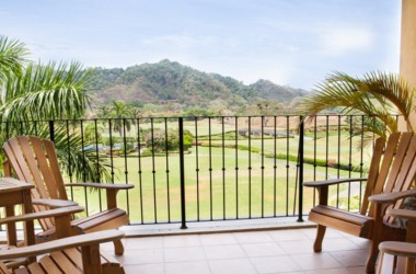 Herradura Costa Rica - Los Suenos – La Iguana Golf Course View Private Top Floor Condo in Del Mar