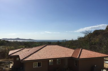 Playa Flamingo Costa Rica - Brand new 3 Bed 2 Bath Ocean View Home in gated community