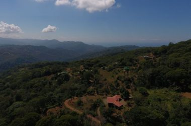 Savegre Costa Rica - Punta Mira Home With Over 7 Acres In The Mountains Near Dominical