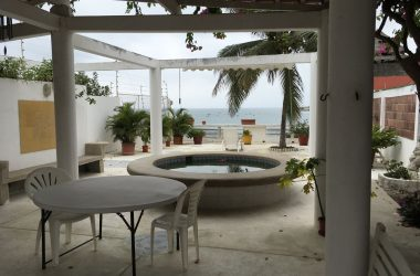 Salinas Ecuador - Get Away From It All In This Peaceful Home Overlooking The Ocean