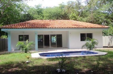 Playa Flamingo Costa Rica - Casa Miel # 17 Light Blue Home