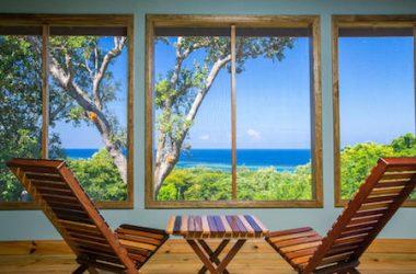 Honduras - TH 3 bedroom ocean view top ridge wesley heights road