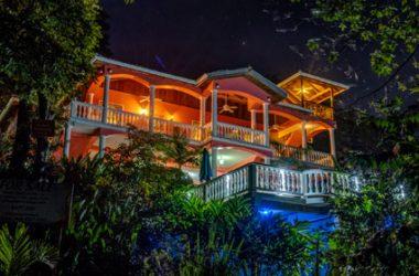 Honduras - Seaside Inn, Roatan
