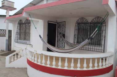 Ecuador - Investment Option: Great House with Partially finished Pool & Suite