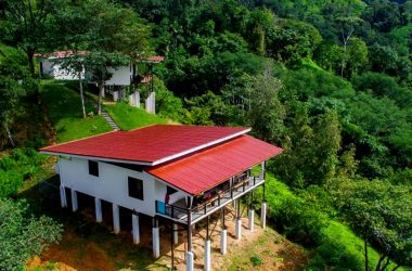 Costa Rica - Boutique Bed & Breakfast Cabina Business with Owner's Home in Uvita