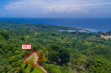 Honduras - Ocean View Lot 106A Coral Views Phase 1, Roatan