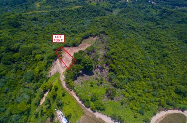 Honduras - Ocean View Lot 106C Coral Views Phase 1, Roatan