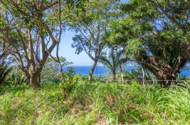 Honduras - Main road ocean view lot West Bay, Roatan