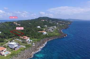 Honduras - Casa Ventura Lighthouse Estates – Lot 38A, Roatan