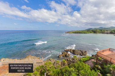 Honduras - Oceanfront Condo 2 Ironpointe Shore, Roatan
