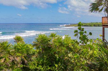 Honduras - Oceanfront Condo 1 Ironpointe Shore, Roatan