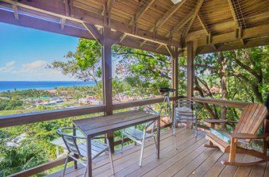 Honduras - Parrot House West Bay, Roatan