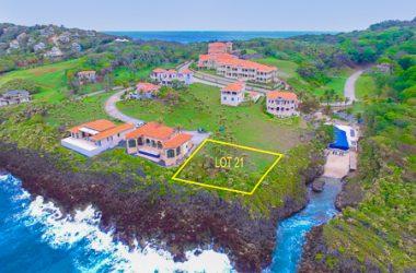 Honduras - RARE-Oceanfront Lot on Keyhole – Keyhole Bay, Roatan