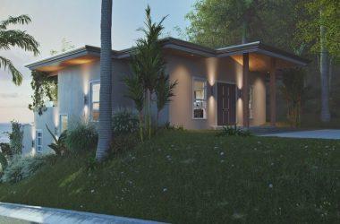 Playa Flamingo Costa Rica - OceanView Home in Desired Development