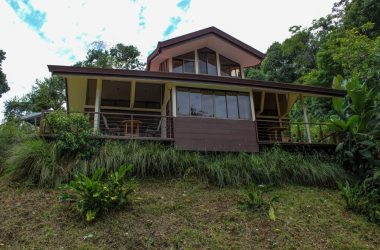 Ojochal Costa Rica - 2 ACRES -7 Bedrooms In 2 Homes W/ Ocean View & Access To Community Pool, Restaurant, Bar, Games Area