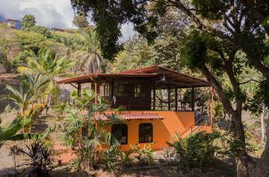 Ojochal Costa Rica - 1.15 ACRES – 2 Bedroom Ocean View Home With Good Access At Great Price!!!