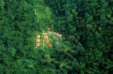 Golfito Costa Rica - 38.6 ACRES – 18 Room Remote Rainforest Eco Lodge Near Golfito!!!