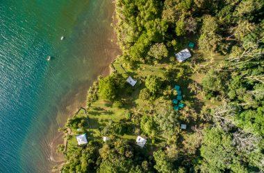 Costa Rica - 494 ACRES – Boat Access Beachfront Golfo Dulce Eco Lodge!!!!