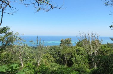 Honduras - 0.6 Acre Sea View Lot Above French Harbour Mall