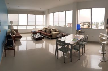 Punta Blanca Ecuador - Punta Blanca Penthouse-Amazing Views: Very Open and Lots of Natural Light