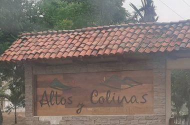 Olón Ecuador - OLON-Altos-Colinas: Prime Building Lot. 2400 m2 Ocean View
