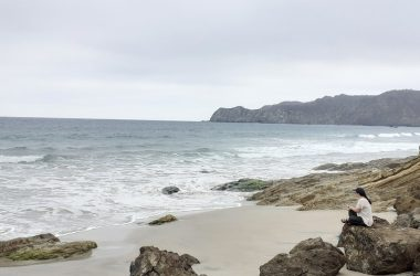 Salango Ecuador - Investment Opportunity-Private Beach 2,21 Hectares With Private Road to Private Beach