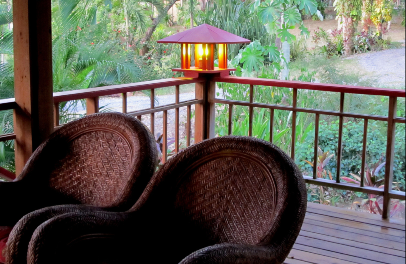 Environmentally Innovative Design – Uncomprimising privacy and comfort – Ecologically sustainable coastal living featuring 'The Hideaway' – Roatan Island