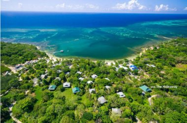 Palmetto Bay Honduras - Turn Key property – Steps to the beach – sustainable coastal living featuring 'The Hideaway'