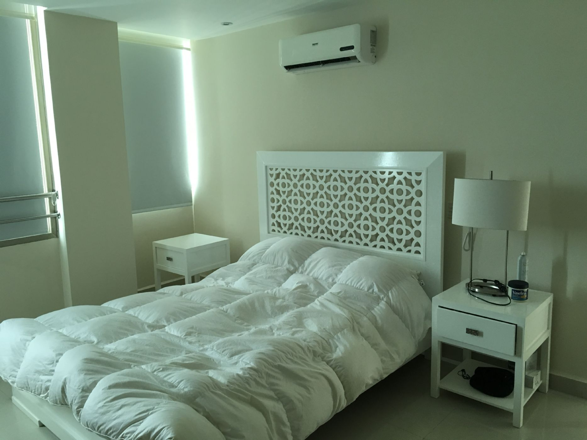 12-Master-Bedroom-With-Air-Conditioner
