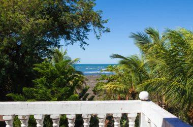 Aposentillo Nicaragua - Casa Naranja – Beach front home/lot in Los Clavos