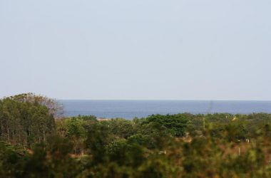 Aposentillo Nicaragua - Big Estuary Waterfront Property with Ocean and Valley View