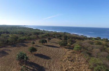 Aposentillo Nicaragua - 13.5 Acre Hilltop Ocean View Lot near Nahualapa