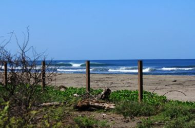 Aposentillo Nicaragua - Beachfront Lots on the Venecia Peninsula of the Padre Ramos Estuary