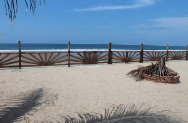 Cadeate Ecuador - Cadeate – Manglaralto -Ocean Front Home or Inversion Ready Ocean Front Land