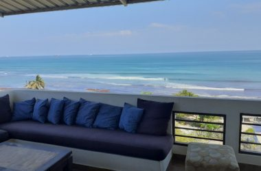 Capaes Ecuador - Capaes-Punta Blanca-Panoramic Ocean View Very Rare Opportunity- You Won't Find a Better View Then This.