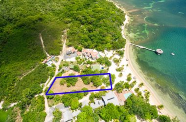 Palmetto Bay Honduras - Sueno del Caribe – (lotto Cinco) Beachfront Home Site . 56 Acres