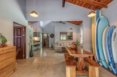 Nosara Costa Rica - K Section – Beach House – Walk to Surf and Yoga