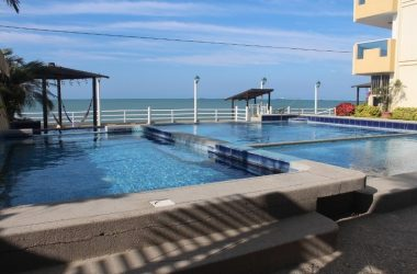 Salinas Ecuador - Spondylus 2 Spetacular Ocean Front Social Area Fantastic Opportunity and Priced to Sell