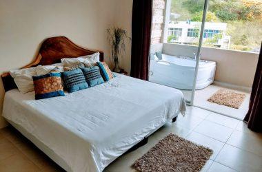 Montañita Ecuador - Montañita Luxury Suite-Quite and Peaceful Located above Montanita- Super Opportunity