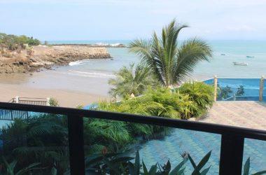 Punta Blanca Ecuador - Punta Blanca Ocean Front Condo Ground Floor Unit In Prime Location.-Fully Furnished & Ready to Enjoy Now