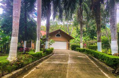 Herradura Costa Rica - Tropical Tranquility Pool and Garden Home Near Los Suenos Resort