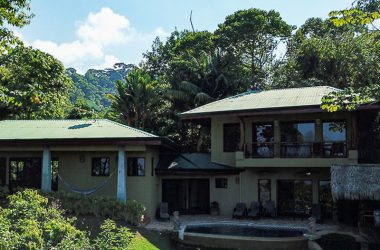 JACO Costa Rica - 0.61 ACRES – 12 Bedroom Ocean View Luxury Estate With Main House And Guest House And Pool!!!!