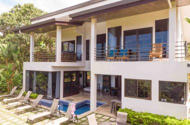 Dominical Costa Rica - 1.48 ACRES – 3 Bedroom Modern Home With Pool And Sunset Ocean Views!!!!